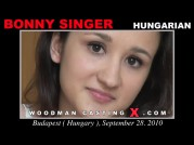 See the audition of Bonny Singer
