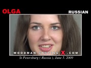 See the audition of Olga