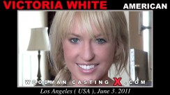 Casting of VICTORIA WHITE video