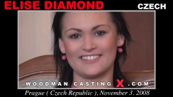 Casting of ELISE DIAMOND video