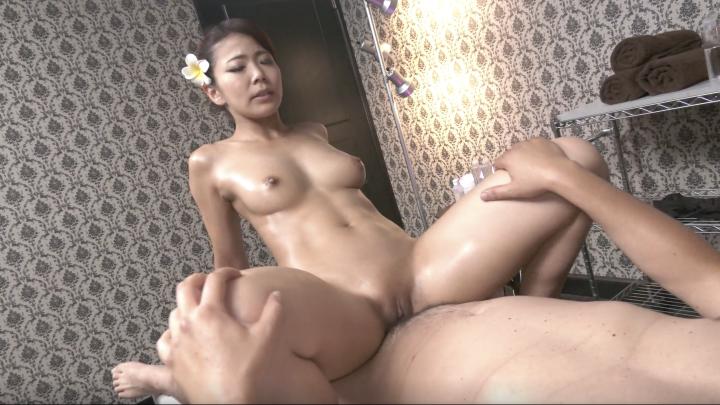 Nami Amami:Oil Massage-Japanese Creampie!