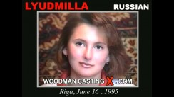 Casting of LYUDMILLA video