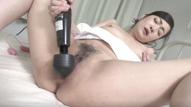 Naomi Togo:Nurse-Solo Orgasm