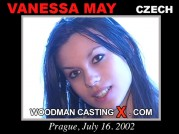 See the audition of Vanessa May