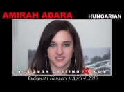 See the audition of Amirah Adara