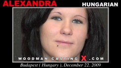 Casting of ALEXANDRA video