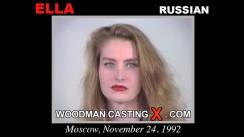 Casting of ELLA video
