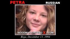 Casting of PETRA video