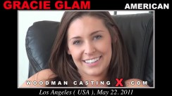 Casting of GRACIE GLAM video