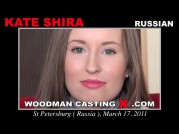 See the audition of Kate Shira
