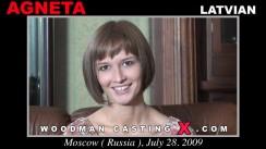 Casting of AGNETA video