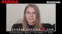 Casting of SERINA video