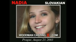 Casting of NADIA video