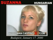 See the audition of Suzanna