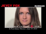See the audition of Jeycy Fox