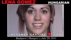 Casting of LENA GOMEZ video