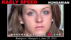 Casting of KAELY SPEED video