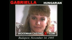 Casting of GABRIELLA video