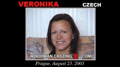 Casting of VERONIKA video