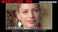 Casting of MARYLINE MS video