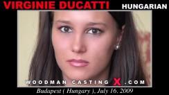 Casting of VIRGINIE DUCATTI video