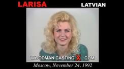 Casting of LARISA video