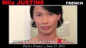 Mlle Justine