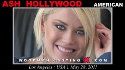 Casting of ASH HOLLYWOOD video