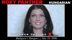 Casting of ROXY PANTHER video