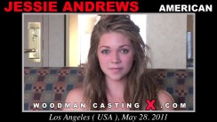 Casting of JESSIE ANDREWS video