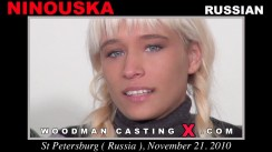 Casting of NINOUSKA video