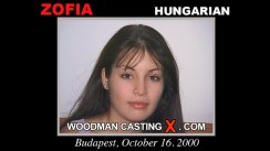 Casting of ZOFIA video
