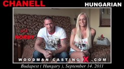 Casting of CHANELL & NORBY video