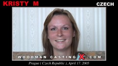 Casting of KRISTY M video
