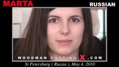 Casting of MARTA video