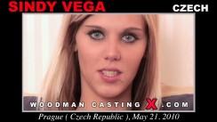 Casting of SINDY VEGA video