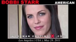 Casting of BOBBI STARR video