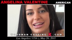 Casting of ANGELINA VALENTINE video