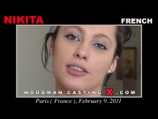See the audition of Nikita Bellucci
