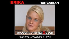 Casting of ERIKA video