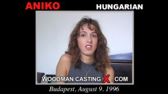 Casting of ANIKO video