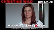 Christine wild