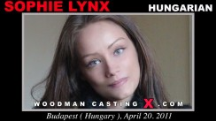 Casting of SOPHIE LYNX video