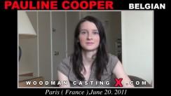 Casting of PAULINE COOPER video