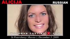 Casting of ALICIJA video