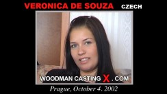 Casting of VERONICA DE SOUZA video