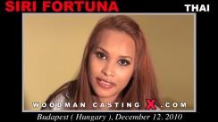 Casting of SIRI FORTUNA video