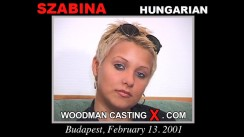 Casting of SZABINA video