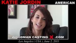 Casting of KATIE JORDIN video