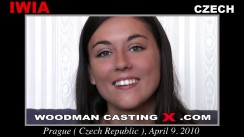 Casting of IWIA video